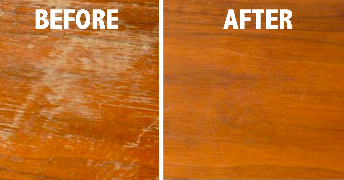 How to Remove Scratches From Furniture